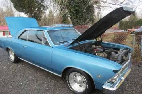 1966 chevrolet chevelle malibu high performance in kingsport tn for sale in bloomingdale. Black Bedroom Furniture Sets. Home Design Ideas