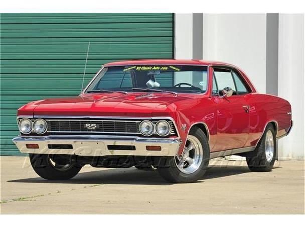 1966 Chevrolet Chevelle Ss For Sale In Lenexa Kansas