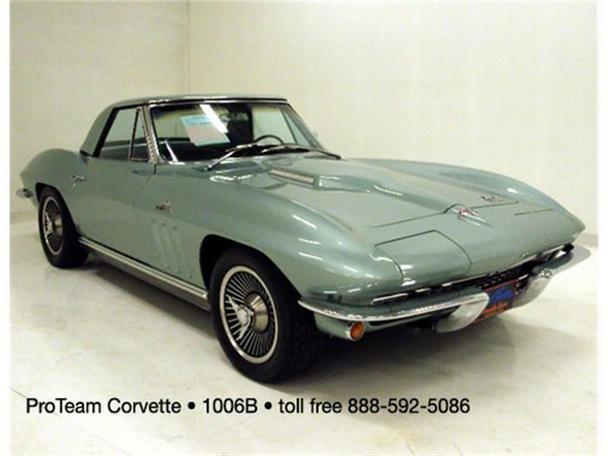 1966 chevrolet corvette for sale in napoleon ohio classified. Black Bedroom Furniture Sets. Home Design Ideas