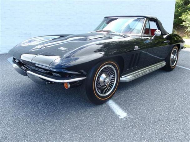1966 chevrolet corvette for sale in hickory north carolina classified. Black Bedroom Furniture Sets. Home Design Ideas