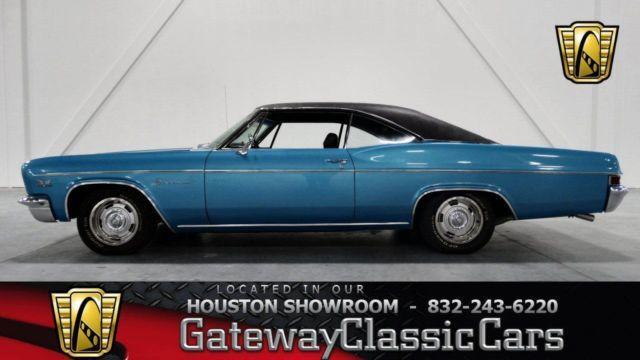 American Auto Sales Houston Tx: 1966 Chevrolet Impala #6HOU For Sale In Houston, Texas