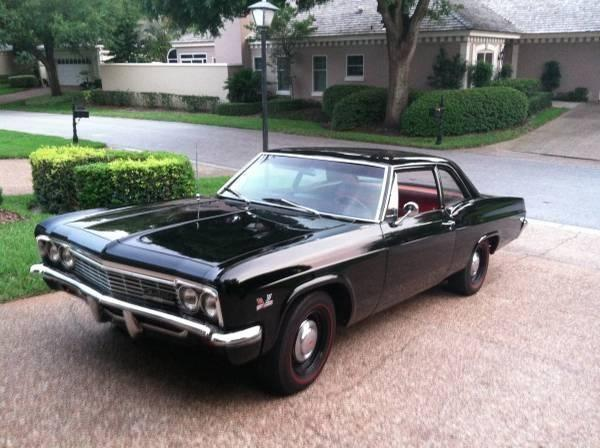 American Auto Sales Nc: 1966 Chevy Biscayne For Sale (NC)