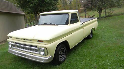 1966 Chevy C 15 Truck 283 Automatic Floor Shifter For Sale