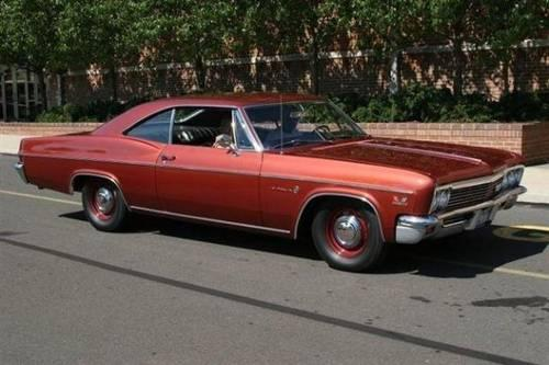 1966 Chevy Impala Rare Copo Quot Ei Quot Code For Sale In New