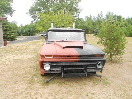 1966 chevy rat rod truck for sale in cutler wisconsin classified. Black Bedroom Furniture Sets. Home Design Ideas