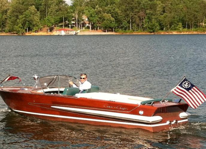 1966 Chris Craft Super Sport 20' for sale