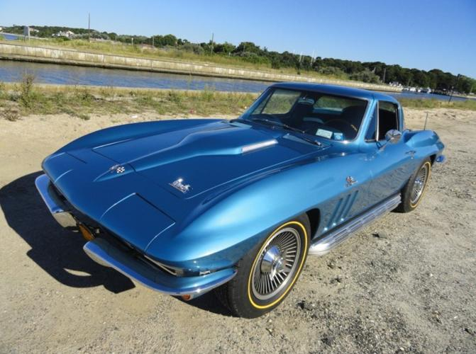 1966 Corvette 4 speed 427-425hp