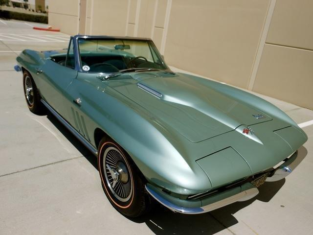 1966 corvette roadster 427 390hp for sale in fremont california classified. Black Bedroom Furniture Sets. Home Design Ideas