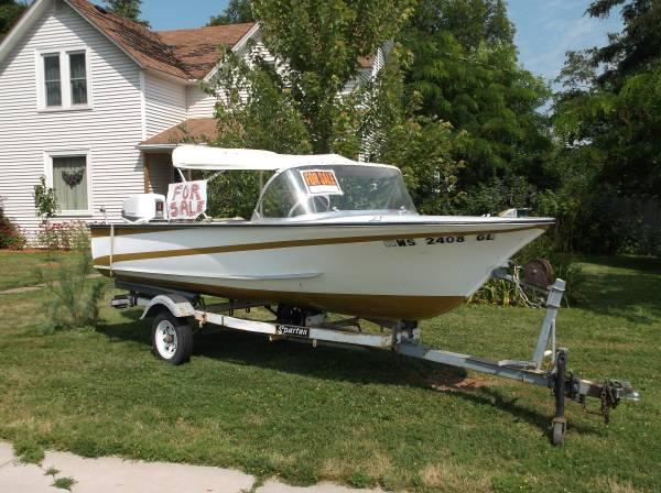 1966 duracraft for sale in stanley wisconsin classified for Aluminum craft boats for sale