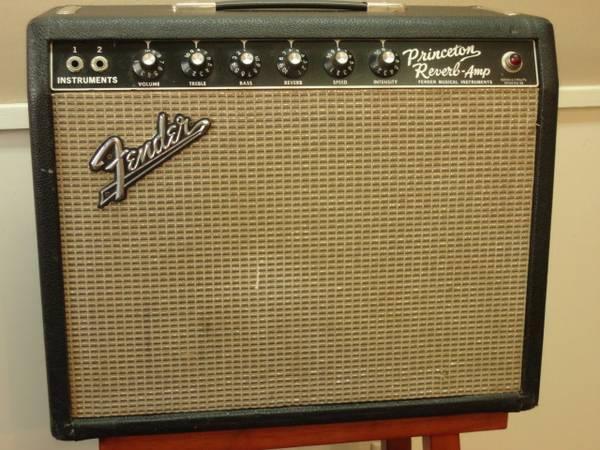 1966 Fender Princeton Reverb - $2750