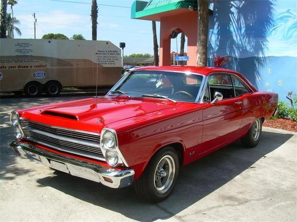 1966 Ford Fairlane for Sale in Clearwater, Florida Classified : AmericanListed.com