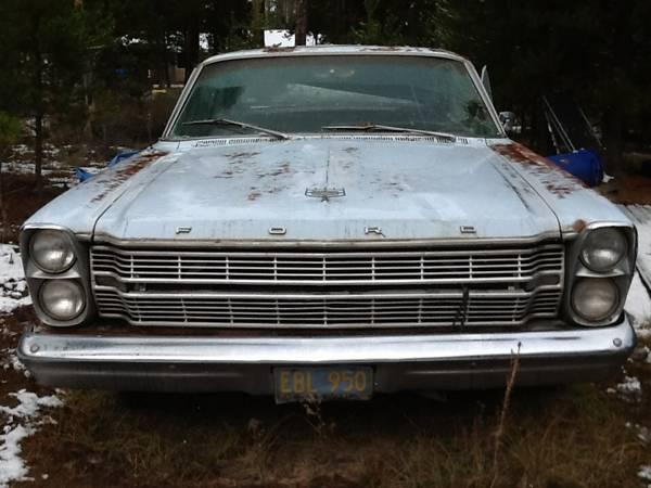 1966 ford galaxie 500 - $1250