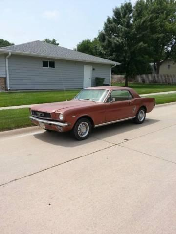 1966 Ford Mustang 289 Coupe - Runs Great, low original