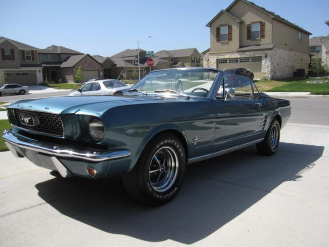 1966 ford mustang 289c for sale in houston texas classified. Black Bedroom Furniture Sets. Home Design Ideas