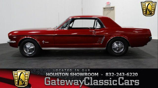 1966 ford mustang 320hou for sale in houston texas classified. Black Bedroom Furniture Sets. Home Design Ideas