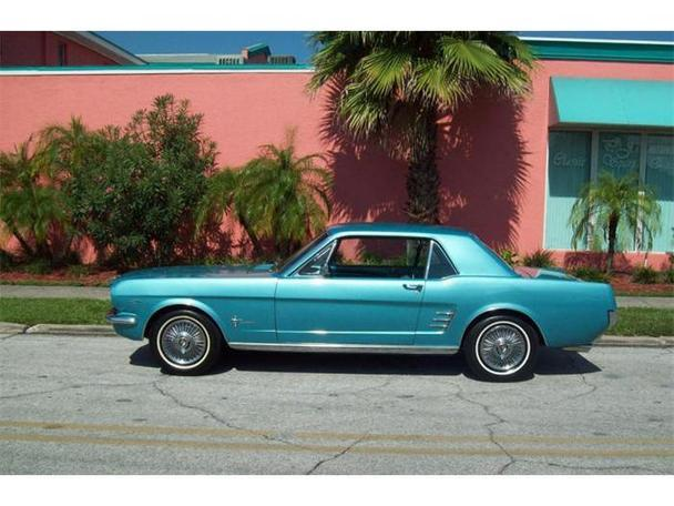 1966 ford mustang for sale in clearwater florida classified. Black Bedroom Furniture Sets. Home Design Ideas
