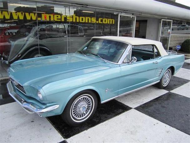 1966 ford mustang for sale in springfield ohio classified. Black Bedroom Furniture Sets. Home Design Ideas