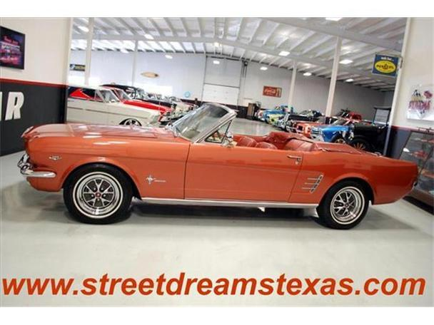 1966 ford mustang for sale in fredericksburg texas classified. Black Bedroom Furniture Sets. Home Design Ideas