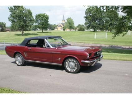 1966 ford mustang convertible for sale in atlanta georgia classified. Black Bedroom Furniture Sets. Home Design Ideas