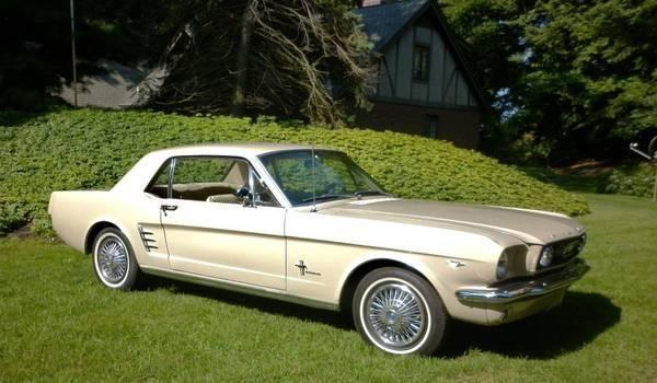 1966 ford mustang convertible for sale mi for sale in grand haven michigan classified. Black Bedroom Furniture Sets. Home Design Ideas