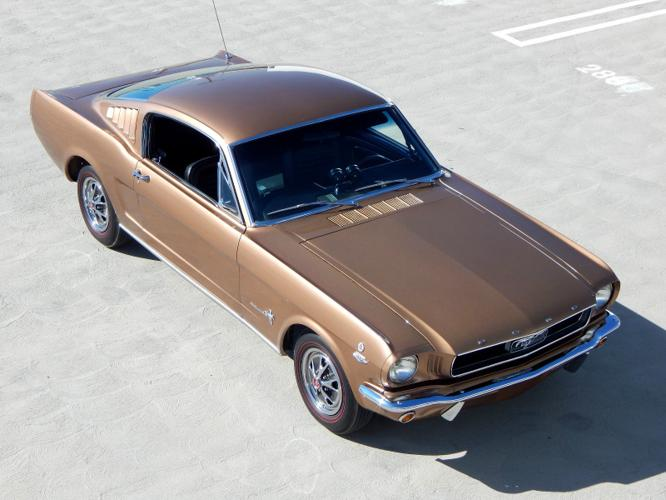 1966 ford mustang k code for sale in los angeles california classified. Black Bedroom Furniture Sets. Home Design Ideas