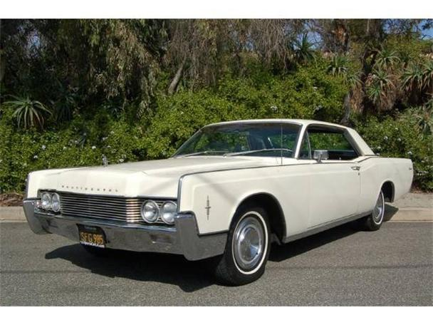 1966 lincoln continental for sale in inglewood california. Black Bedroom Furniture Sets. Home Design Ideas