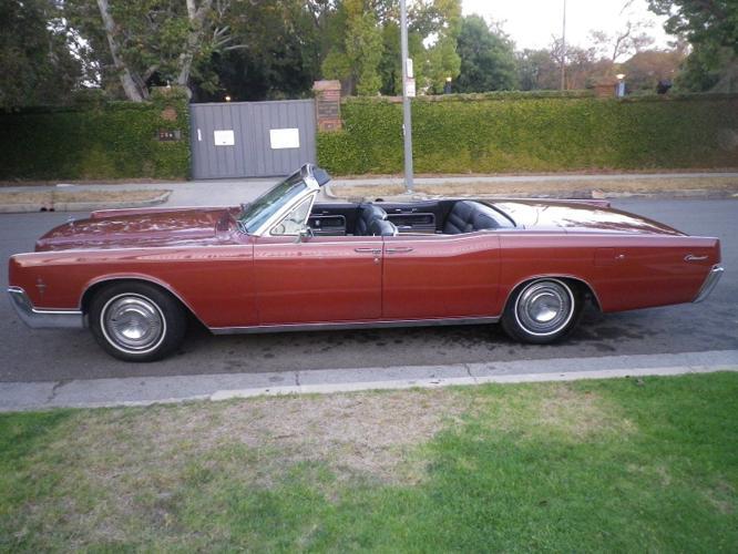 1966 lincoln continental chrome trim for sale in los. Black Bedroom Furniture Sets. Home Design Ideas