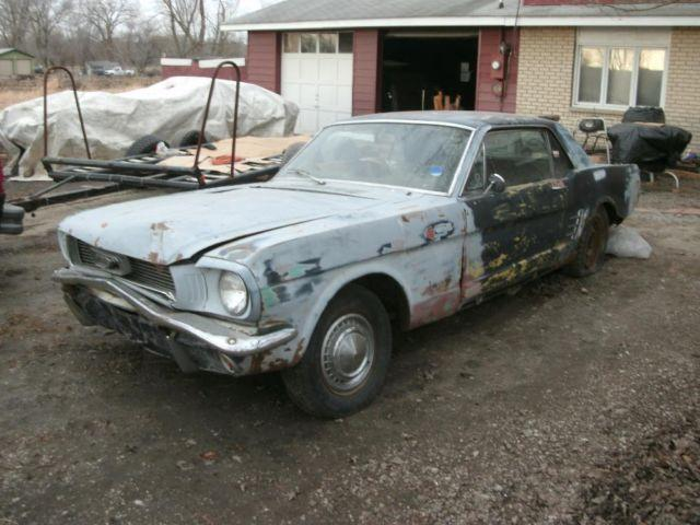 1966 mustang project car extra 66 shell available for sale in babcock illinois classified. Black Bedroom Furniture Sets. Home Design Ideas