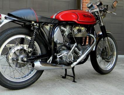 1966 Norton Cafe-Racer 750cc Atlas