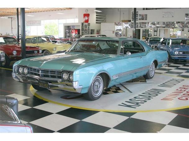 1966 Oldsmobile Starfire For Sale In Dublin California