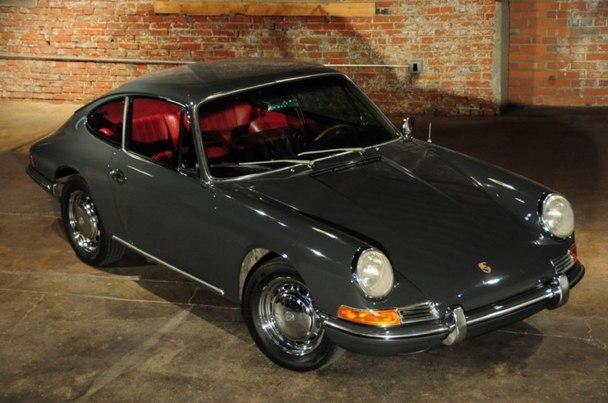 1966 Porsche 912 Swb Original Car Rare Colors For Sale
