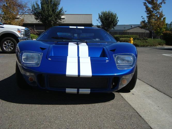 Replica Kit Makes Gt Coupe
