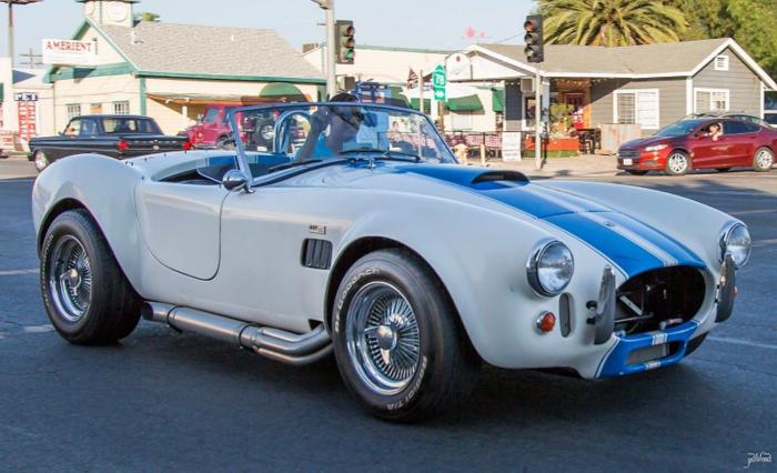 1966 Shelby Cobra Convertible, 429 Ford Big Block,