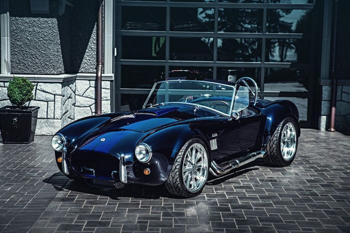 1966 Shelby Cobra Resto Rod Blue