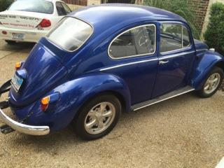 1966 volkswagen beetle classic for sale in san antonio texas classified. Black Bedroom Furniture Sets. Home Design Ideas