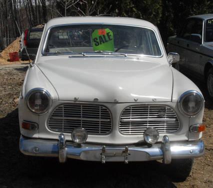 1966 Volvo 122 Sedan for Sale in Barrington, New Hampshire Classified | AmericanListed.com
