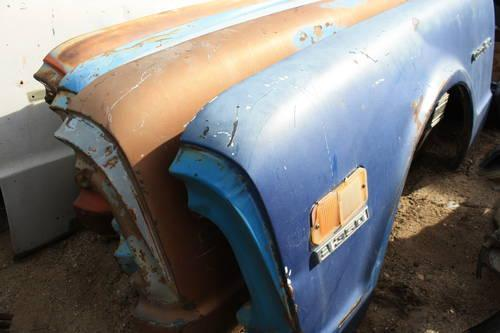 1967 1972 Chevy Trucks And Parts For Sale In Victorville