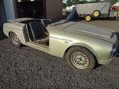 1967 5 DATSUN ROADSTER 1600 PROJECT