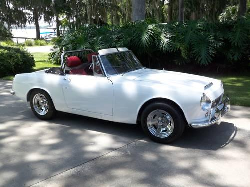 1967.5 Datsun Roadster 2000 convertible Very RARE, Low