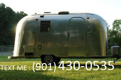 1967 Airstream Caravel 17'