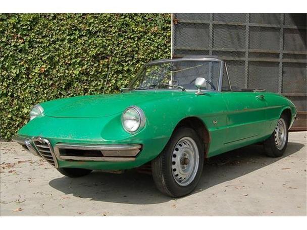 Alfa Romeo Duetto For Sale In Inglewood California Classified - 1967 alfa romeo duetto spider for sale
