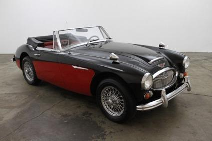 Used Cars Greenville Sc >> 1967 Austin Healey 3000 for Sale in Greenville, South ...