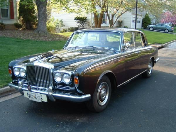 1967 bentley t1 for sale md for sale in darnestown maryland classified. Black Bedroom Furniture Sets. Home Design Ideas