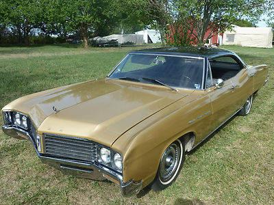 1967 buick lesabre 4dht 68k actual miles drive it home for. Black Bedroom Furniture Sets. Home Design Ideas
