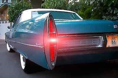 1967 Cadillac Interior