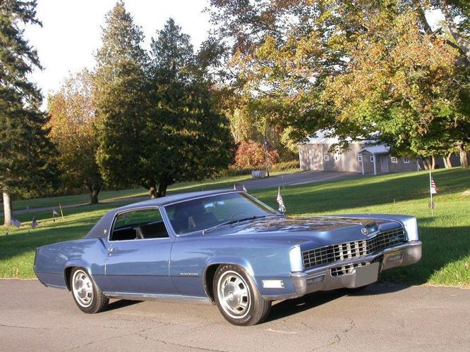 1967 Cadillac Eldorado Automatic For Sale In Redwood City