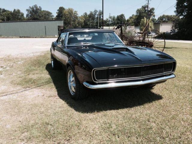 1967 Camaro Convertiable For Sale In Calera Alabama