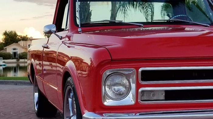 1967 Chevrolet C 10 Custom