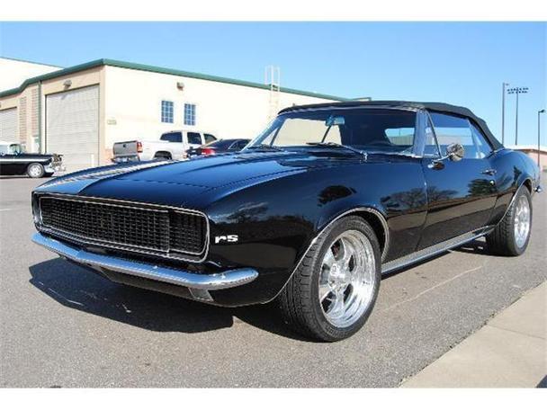 1967 Chevrolet Camaro For Sale In Englewood Colorado