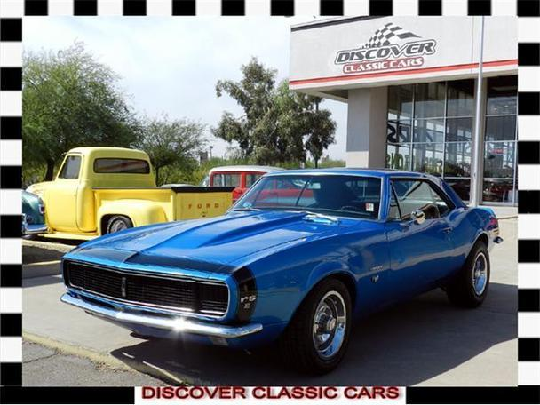 Discover Classic Cars Scottsdale